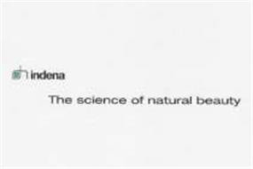 INDENA THE SCIENCE OF NATURAL BEAUTY
