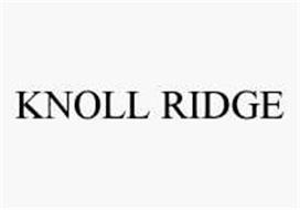 KNOLL RIDGE