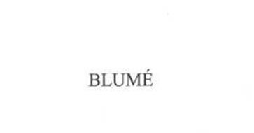 BLUMÉ