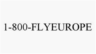 1-800-FLYEUROPE
