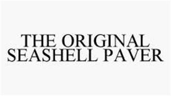 THE ORIGINAL SEASHELL PAVER