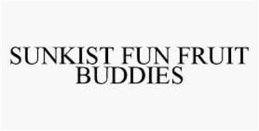 SUNKIST FUN FRUIT BUDDIES