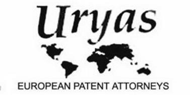 URYAS EUROPEAN PATENT ATTORNEYS