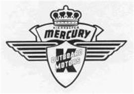 KIEKHAEFER MERCURY K OUTBOARD MOTORS