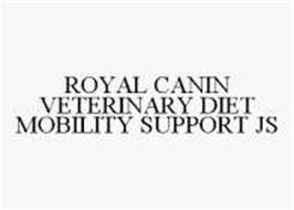 ROYAL CANIN VETERINARY DIET MOBILITY SUPPORT JS