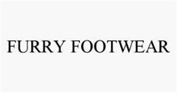 FURRY FOOTWEAR