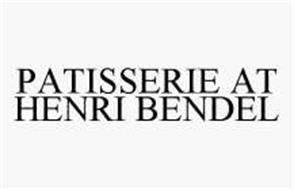 PATISSERIE AT HENRI BENDEL