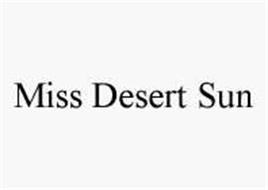 MISS DESERT SUN