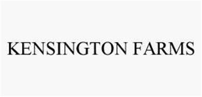 KENSINGTON FARMS