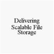 DELIVERING SCALABLE FILE STORAGE