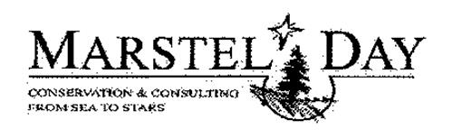 MARSTEL-DAY CONSERVATION AND CONSULTING FROM SEA TO STARS