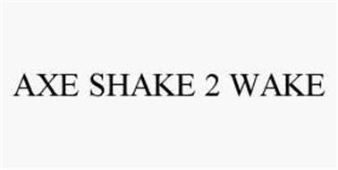 AXE SHAKE 2 WAKE