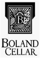 B BOLLAND CELLAR
