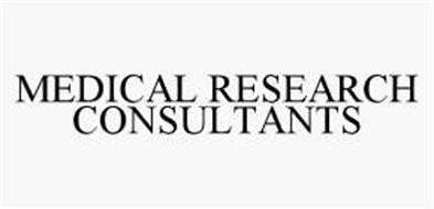 MEDICAL RESEARCH CONSULTANTS