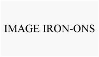 IMAGE IRON-ONS