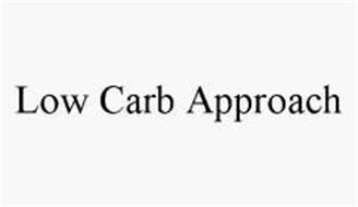 LOW CARB APPROACH