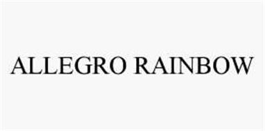 ALLEGRO RAINBOW