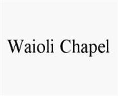 WAIOLI CHAPEL