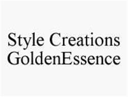 STYLE CREATIONS GOLDENESSENCE