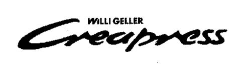 WILLI GELLER CREAPRESS