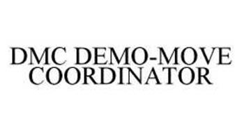 DMC DEMO-MOVE COORDINATOR
