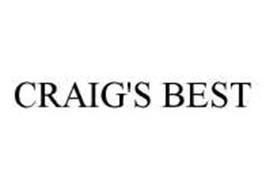 CRAIG'S BEST