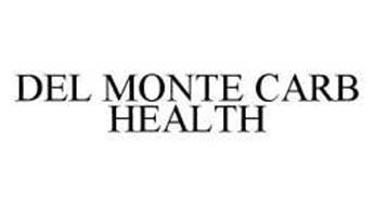 DEL MONTE CARB HEALTH