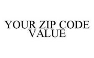 YOUR ZIP CODE VALUE