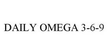 DAILY OMEGA 3-6-9