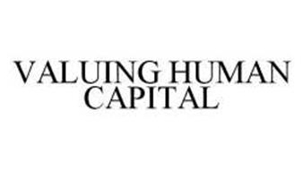 VALUING HUMAN CAPITAL