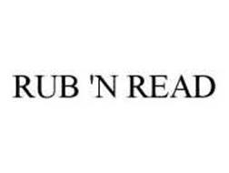 RUB 'N READ