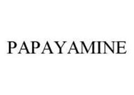 PAPAYAMINE