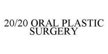 20/20 ORAL PLASTIC SURGERY