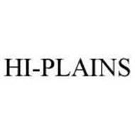 HI-PLAINS