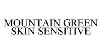MOUNTAIN GREEN SKIN SENSITIVE