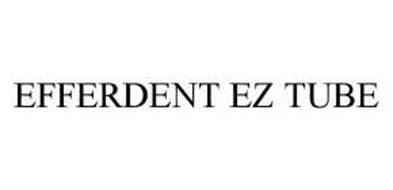 EFFERDENT EZ TUBE