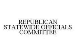REPUBLICAN STATEWIDE OFFICIALS COMMITTEE