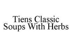 TIENS CLASSIC SOUPS WITH HERBS