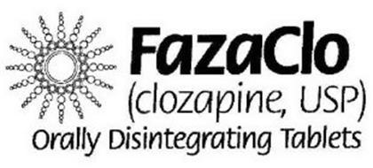 Clozapine (Clozaril Fazaclo)