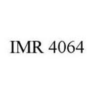 IMR 4064