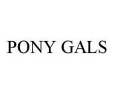 PONY GALS