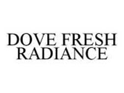 DOVE FRESH RADIANCE