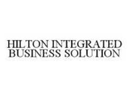 HILTON INTEGRATED BUSINESS SOLUTION