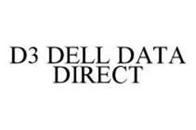 D3 DELL DATA DIRECT