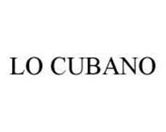 LO CUBANO