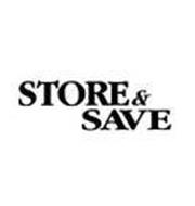 STORE & SAVE