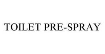 TOILET PRE-SPRAY