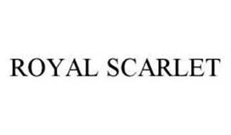 ROYAL SCARLET