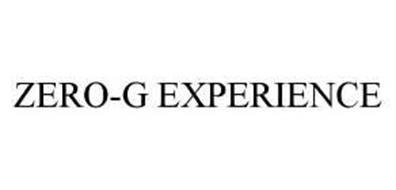 ZERO-G EXPERIENCE