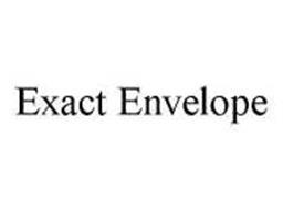 EXACT ENVELOPE